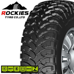 Radial Light Truck Mud Tire, 4X4, SUV, PCR Car Tyre/Tire (31X10.50R15LT)