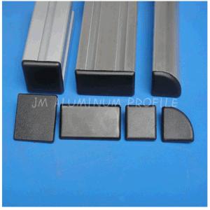 Black End Cap Black for Aluminum Profile 20 Series pictures & photos