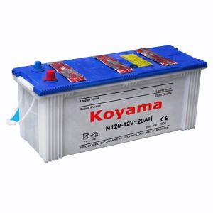 DIN Heavy Duty Truck Battery - 62034 12V120ah pictures & photos