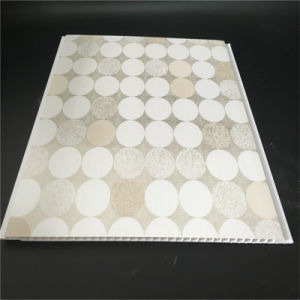 6/7*250mm Interior Material Hot Stamping PVC Panel for Ceiling pictures & photos