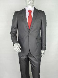 Men′s Business Formal Slim Suit Texudo