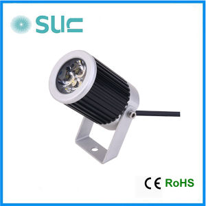 New Style 3W Aluminium Alloy Waterproof LED Spot Light (SLS-21) pictures & photos