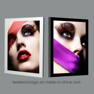 Aluminum Picture Frame LED Light Box pictures & photos