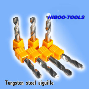 High Speed Drill Bits Twist Drill for Drilling Aluminum pictures & photos