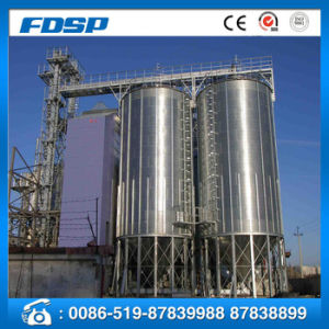 2017 Newest Steel Silo with Competitive Price Corn and Wheat Grain Silo pictures & photos