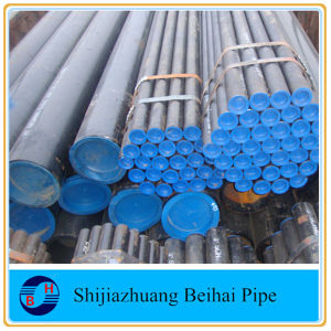 Carbon Steel API 5L Grb Smls Sch50 Steel Pipe pictures & photos
