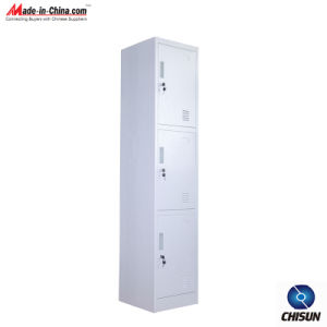 Classical Metal Clothes Cabinet Hs-006