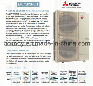 DC Inverter Heat Pump Air Conditioning System
