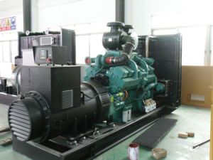 Wuxi Faraday 640kw AC Diesel Brushlee Generator Fd6 Series pictures & photos