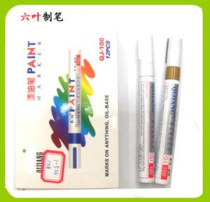 Paint Pen 12 Colors (QJ-100) pictures & photos