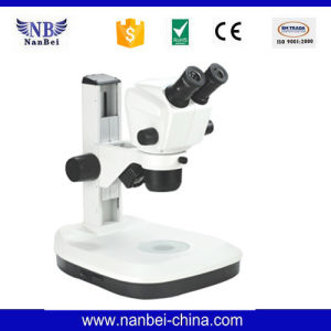 Sz650b2l Continuous Variable Stand Zoom Stereo Microscope pictures & photos