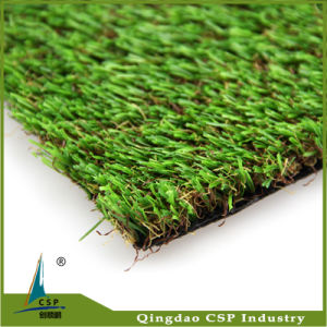 Anti-UV Synthetic Artificial Grass for Garden pictures & photos