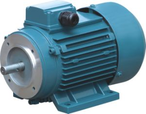 Aluminum Frame Three Phase AC Motor 0.75HP pictures & photos