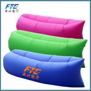 2017 Polyester or Nylon Inflatable Lazy Sleeping Sofa pictures & photos