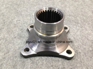 Auto Flange Yoke with Spline pictures & photos