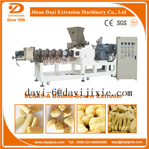 Wheat, Rice and Corn Flour Based Snack Extruder pictures & photos