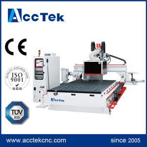 Acctek Vacuum Table Cheap Hot Sale CNC Router Machine