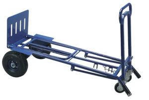 High Quality Collapsible Hand Truck, Hand Trolley Ht183 (Good price) pictures & photos