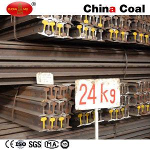 U71mn 24kg Heavy Steel Rail Manufacturer pictures & photos