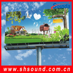 PVC Printing Blockout Banner pictures & photos