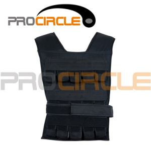 Crossfit Adjustable Fitness Training Weight Vest (PC-WV1001) pictures & photos