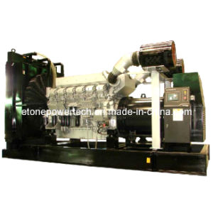 685kVA Mitsubishi Engine Generator Set