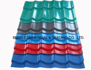 Qualified Cheap Roofing Sheet Roofing Material PPGI Prepainted Galvanized Steel Coil/Plate pictures & photos