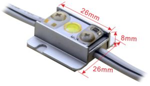 0.7W IP67 Aluminum COB LED Module with UL pictures & photos