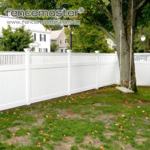 Easily Assembled Semi Privacy Fence pictures & photos