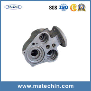 OEM Custom Precision Iron Casting for Gearbox Housing pictures & photos