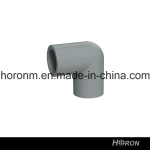 CPVC Sch80 Water Pipe Fitting (90 DEG ELBOW) pictures & photos