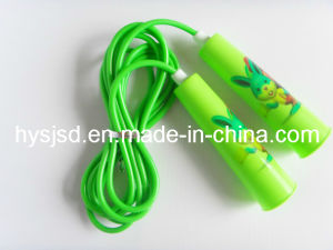 Wholesale High Quality PVC Skipping Rope for Kids pictures & photos