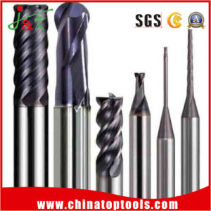 DIN 844 Roughing End Mills & Mf Standard Type NF pictures & photos