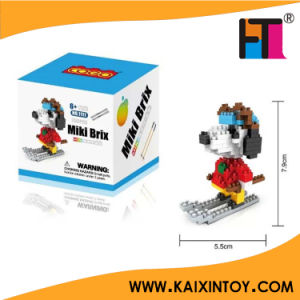 Nano Blocks Brick Cartoon Character New Kids Toys for 2015 pictures & photos