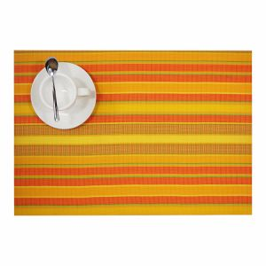 Stripes Tabletop PVC Mat for Home & Restaurant pictures & photos