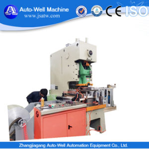 Disposable Aluminum Foil Container Machine with CE pictures & photos