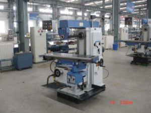 45 Degree Rotary Table Horizontal Milling Machine (Hum25c /Hum30c) pictures & photos
