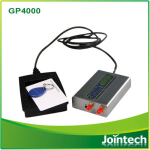 Gps Car Tracker Device With Rfid For Driver Identification And Illegal Ignition Monitoring Solution