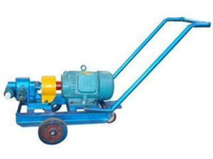 KCB Series Portable Gear Oil Pump with Trolley pictures & photos