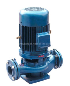 Vertical Closed-Coupled Inline Centrifugal Pump (TPG) pictures & photos