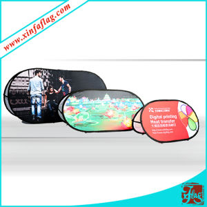 Whole Sales Pop up Banner/Display Stand Banner pictures & photos