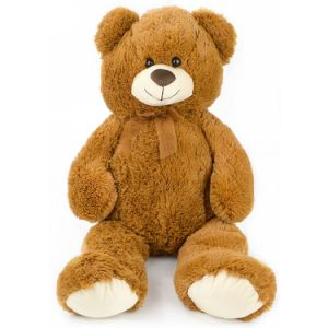 Super Soft and Stuffed Light Brown Plush Teddy Bear pictures & photos