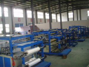 Gas Cushion Column Bag Making Machine Production Line Sample (SY-1200) pictures & photos