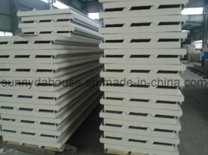 PU Roof Sandwich Panel / PU Wall Sandwich Panel (SD-243) pictures & photos