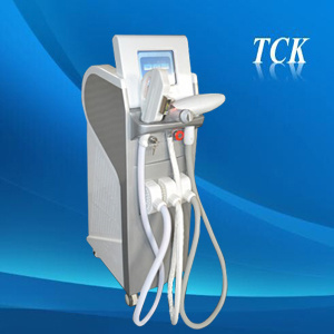 IPL Laser RF Beauty Equipment Tck-T1