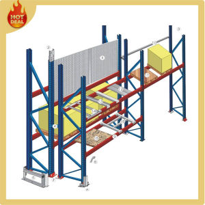 Heavy Duty Warehouse System Metal Selective Pallet Racking pictures & photos
