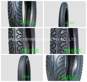 Konia Motorcycle Tyres Tires with Cst Quality Standards (BYWELL patterns) pictures & photos