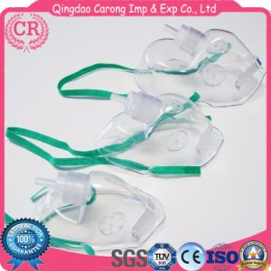 Disposable Adjustable Nebulizer Oxygen Mask pictures & photos