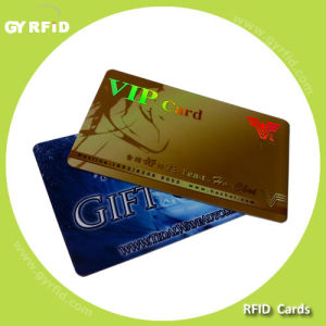 ISO FM11RF08 S50 Compatible Plastic Card for RFID Attendance System (GYRFID) pictures & photos