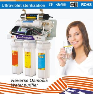 RO Water Filter System with UV pictures & photos